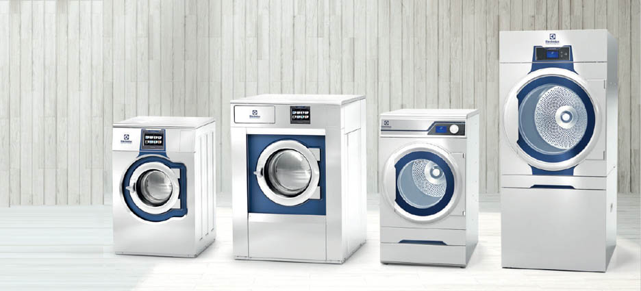 2 Waschmaschinen und Trockner der neunen Line 6000